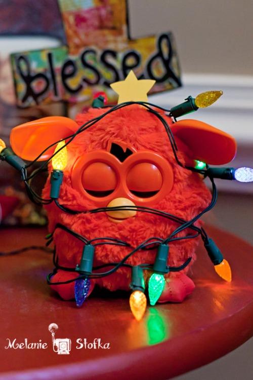 Oh Furby Tree... Oh Furby Tree...