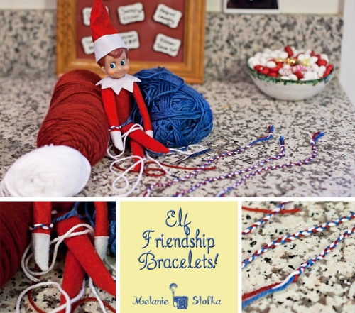 Elf Friendship Bracelets