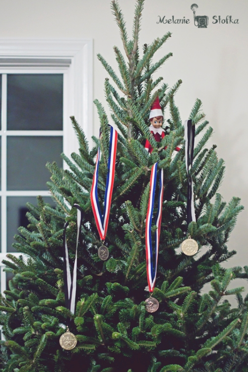 Our tree is a gold medal tree ;)